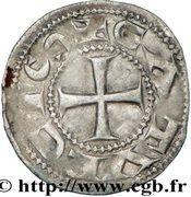 Denier anonyme - Évêché et cité de Cahors – reverse