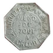 50 Centimes - La mutuelle commerciale (Calais) – obverse