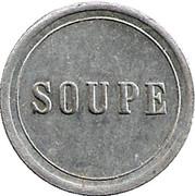 Soupe Ville de Calais – obverse