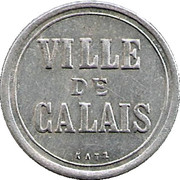 Soupe Ville de Calais – reverse