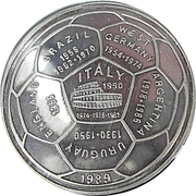 20 Riels (World cup in Italy) – reverse