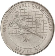 20 Riels (World Football Championship) – reverse
