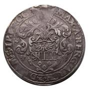 1 Thaler - Maximilian de Berghes – obverse