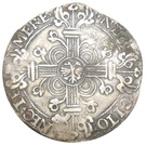 5 Patards - Maximilian of Berghes – reverse