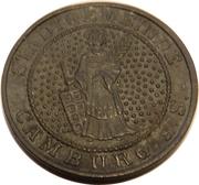 5 Pfennig - Camburg a. S. – obverse