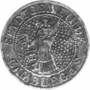 10 Pfennig - Camburg a. S. – obverse