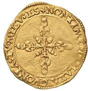 Scudo d'oro - Giulia and Guidobaldo of Rovere – reverse