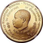 5000 Francs (Independence) -  obverse