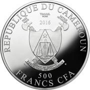 500 Francs (All the Colors of Life) – obverse