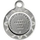 100 Francs CFA (Ladybug) – obverse
