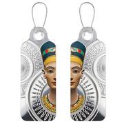 200 Francs CFA (Nefertiti left) – obverse