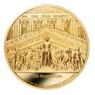 1000 Francs CFA (Winner Takes All) – obverse