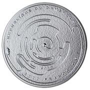 3000 Francs CFA (The Labyrinth) – obverse