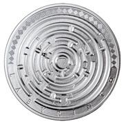 3000 Francs CFA (The Labyrinth) – reverse