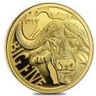 100 Francs  (Buffalo) – reverse