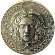 3000 Francs CFA (Medusa) – reverse