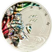 500 Francs CFA (Aquarius) – reverse