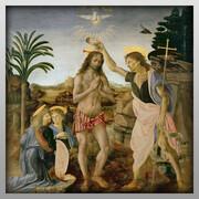 500 Francs CFA (Christ's baptism) -  obverse