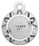 100 Francs CFA (Golden Fish) – obverse