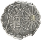 500 Francs CFA (Alexander the Great ) – reverse