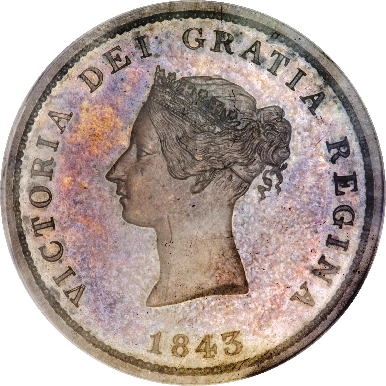 1 Penny - Victoria - Canadian provinces – Numista