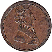 ½ Penny (commercial change) – obverse
