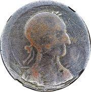 ½ Penny (Tiffin Token - Imitation - George III/Commerce) – obverse