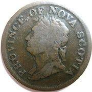 1 Penny - George IV – obverse