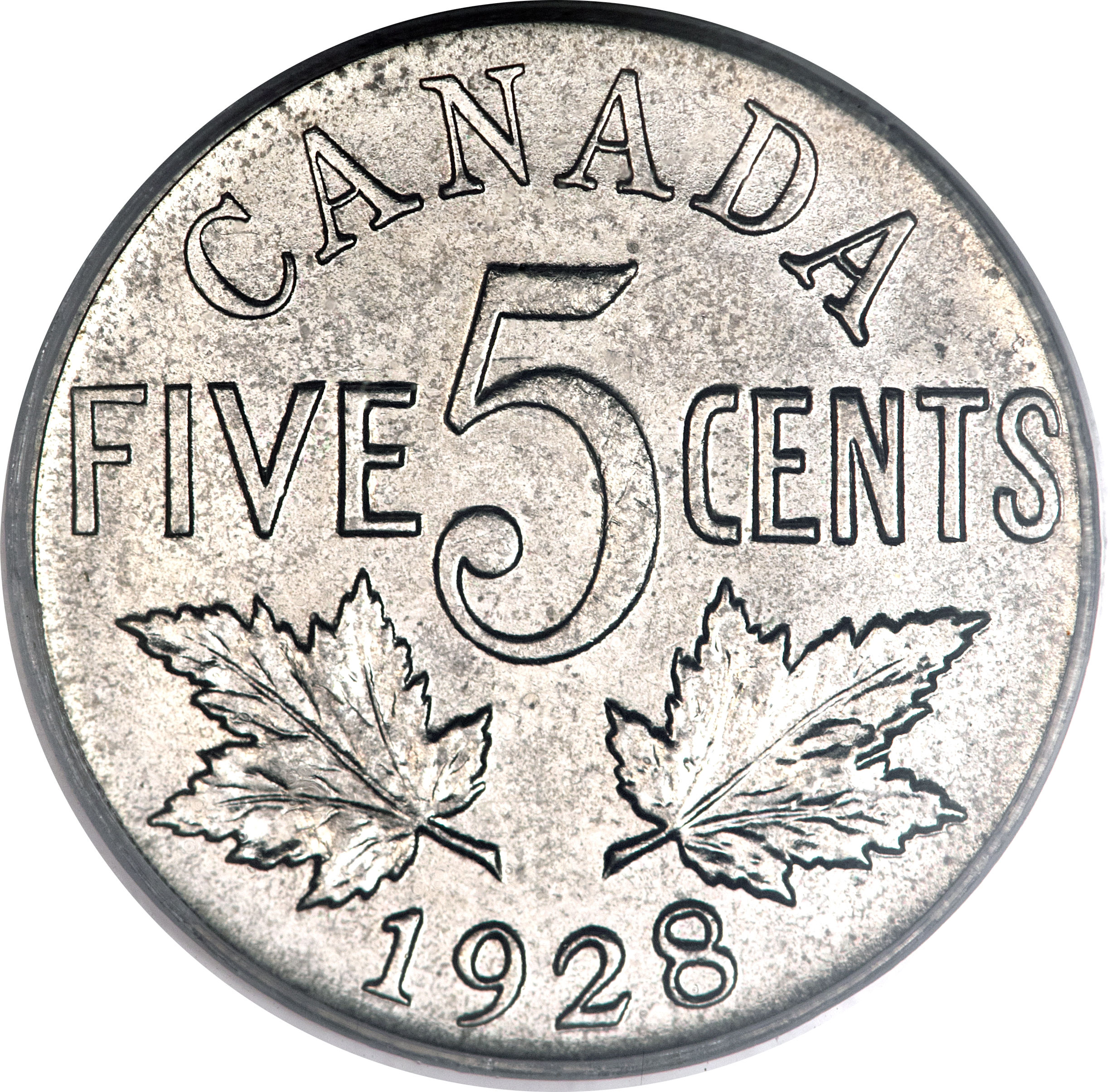 5 Cents George V Canada Numista