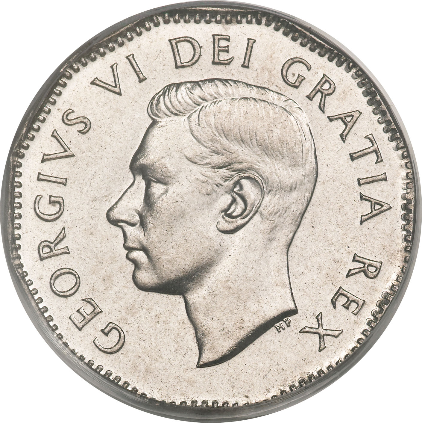 1949 georgivs vi coin value