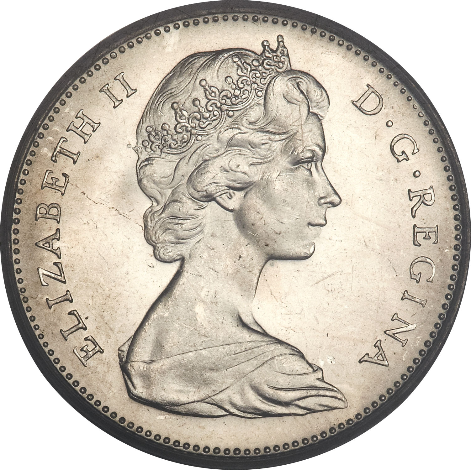 5 Cents - Elizabeth II (2nd portrait) - Canada – Numista