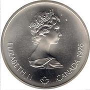 10 Dollars - Elizabeth II (Field Hockey) -  obverse