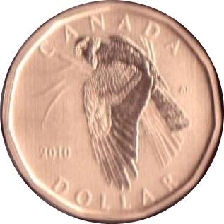 2007 Canada Loonie BU
