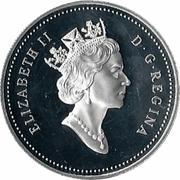1 Dollar - Elizabeth II (Hudson Bay Co.) -  obverse