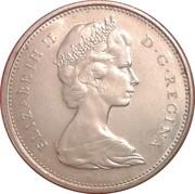 25 Cents - Elizabeth II (Confederation) -  obverse