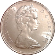 1 Dollar - Elizabeth II (Confederation) -  obverse