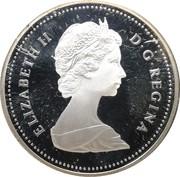 1 Dollar - Elizabeth II (Toronto) -  obverse