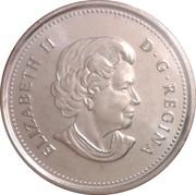 25 Cents - Elizabeth II (Remembrance) -  obverse