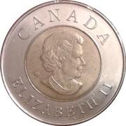 2 Dollars - Elizabeth II (Quebec City) -  obverse