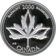 25 Cents - Elizabeth II (Harmony; silver) -  reverse