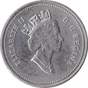 5 Cents - Elizabeth II (Confederation) -  obverse