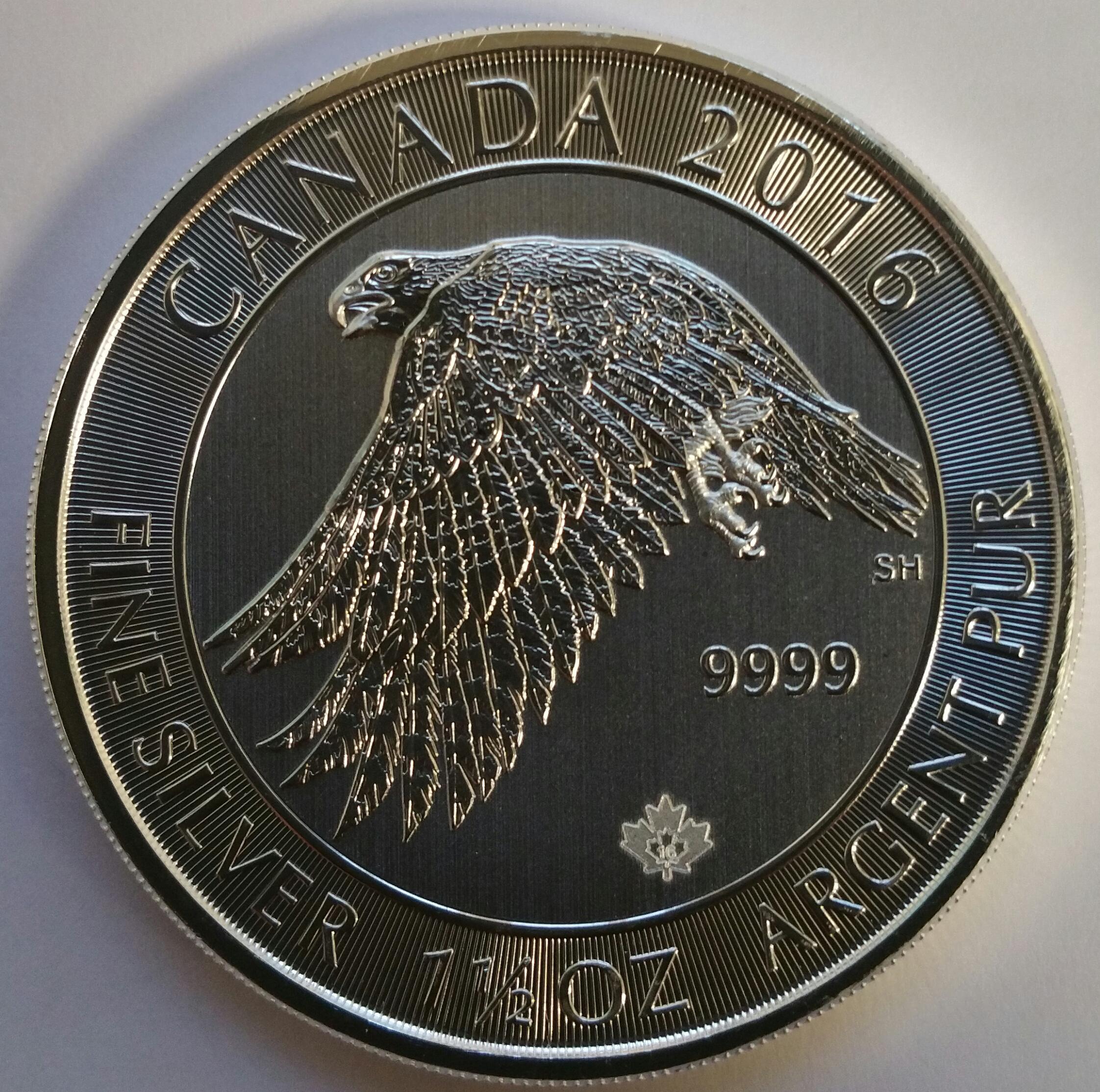 8 Dollars - Elizabeth II (1.5 oz. Silver Bullion Coinage ...