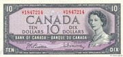 10 Dollars (Without Devil's face) – obverse