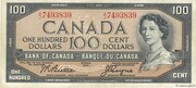 100 Dollars (Without Devil's face) -  obverse