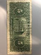 5 Dollars - Bank of Montreal – reverse