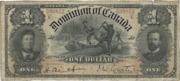 1 Dollar (Dominion of Canada) – obverse