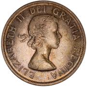 1 Dollar - Elizabeth II (British Columbia) -  obverse