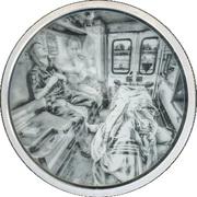 1 oz Silver (Pheli Mint - Daniel Sundahl) – obverse