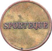 Token - Sportèque (Quebec) – obverse