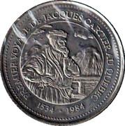 30 Cents - J.A. Moissan (Jacques Cartier) – obverse